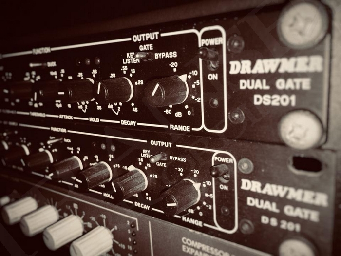 Drawmer Dual Gate DS201