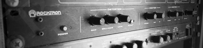 Rocktron XDC Distortion Exciter