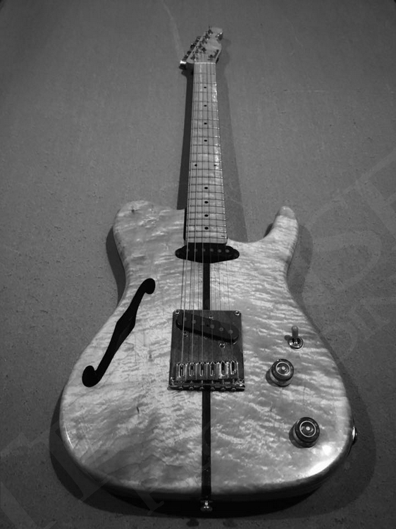 Telecaster Custom By Voodoo