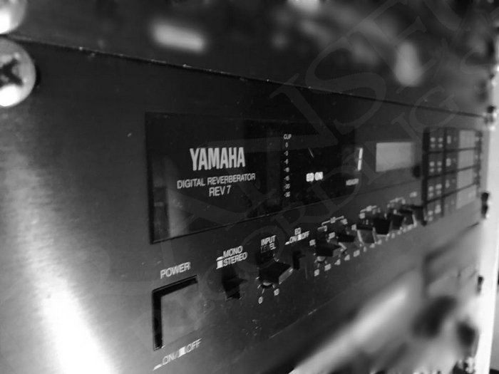 Yamaha REV7 Digital Reverberator